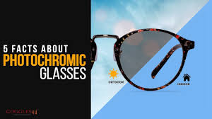 5 Facts about <b>Photochromic glasses</b> - YouTube