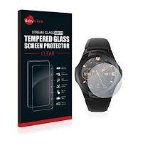 Disscool Tempered Glass <b>Screen Protector for</b> Garmin Forerunner ...
