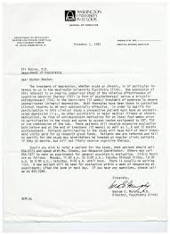 a letter from george e murphy to eli robins in the eli robins george e murphy m d to eli robins m d 1 1981 eli