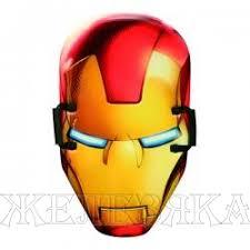 <b>Ледянка Marvel Iron Man</b> 81 см с плотн.ручками