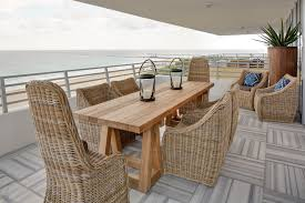 handmade teak furniture balcony beach style decorating ideas with high back outdoor chair high back beach style patio furniture