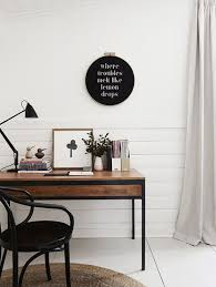 one girl interiors desiretoinspirenet home office simplehome beautiful simply home office