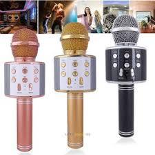WS-858 Wireless Karaoke Handheld Microphone USB KTV ... - Vova