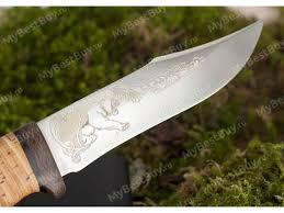 <b>Нож Койот</b>. Рукоять береста - Златоустовские <b>ножи</b> и ...