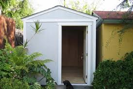 backyard office to accommodate multiple people backyard shed office