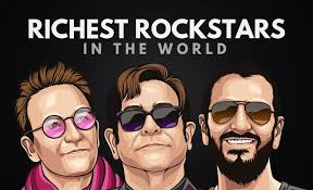 The 20 Richest Rockstars in the World 2020 | Wealthy Gorilla