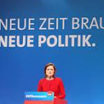 """Simone Lange: """"Mich zu wählen bedeutet Mut"""""""