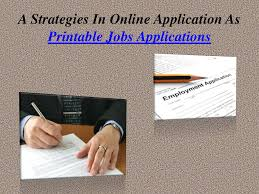 17 best ideas about printable job applications life printable jobs applications form are a great way not only to save you time and money