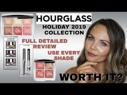 NEW <b>HOURGLASS HOLIDAY</b> 2019 COLLECTION | DETAILED ...