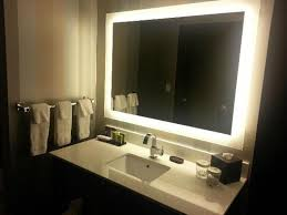 ideas illuminated bathroom mirror mirrors