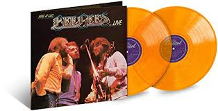 The <b>Bee Gees</b> - <b>Here</b> At Last... Bee Gees Live (Limited Translucent ...