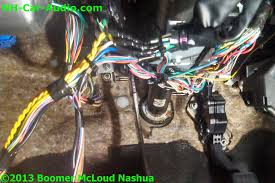 remote start car starter facts boomer nashua mobile electronics Remote Starter Wiring Harness properly completed wiring bundle car starter facts remote start wiring harness
