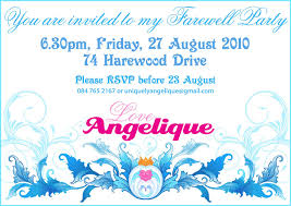 farewell party invitation templates com going away party invitation templates