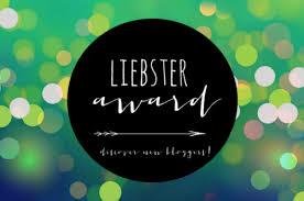 Image result for liebster award badge