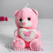 """<b>Мягкая игрушка</b> """"<b>Медведь</b> с сердцем"""" купить в интернет-магазине ..."""