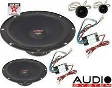 <b>Audio System</b> x 200 Em Evo <b>x Ion Series</b> 20cm 2-Wege ...