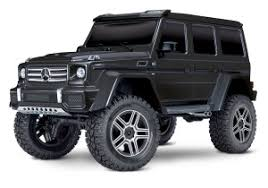 <b>Радиоуправляемая</b> модель <b>Краулера TRAXXAS TRX</b>-<b>4</b> Mercedes ...