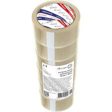 КАНЦ <b>Клейкая лента упаковочная 48</b>*100 прозрачная (deVENTE ...