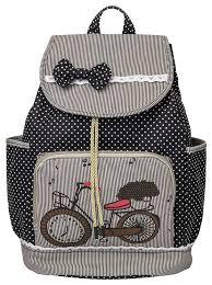 Купить <b>рюкзак</b> с <b>ручкой для переноски</b> Action! Велосипед мягкий ...