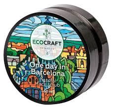 <b>EcoCraft скраб для</b> лица One day in Barcelona — купить по ...