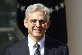 Image result for merrick garland