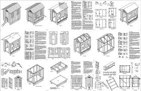 Chicken house plans for chickens   VenpaChicken Co op Plans