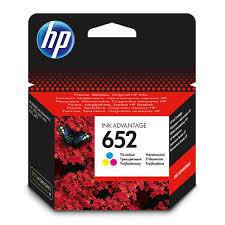 <b>Картридж</b> для струйного принтера <b>HP</b> F6V24AE BHK (№<b>652</b>)