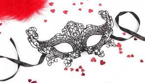 """Ажурная <b>кружевная маска</b> на завязочках """"<b>Амели</b>"""" - Карнавальные ..."""
