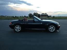 1997 bmw z3 roadster convertible 2 door 19l black beauty 5 speed trans 30 black bmw z3 1997