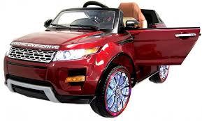 <b>Электромобиль Hollicy Range</b> Rover Luxury Red 12V 2.4G ...