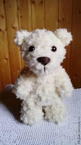 плюшевый мишка Мих, вязаный <b>крючком</b> crochet bear, amigurumi ...