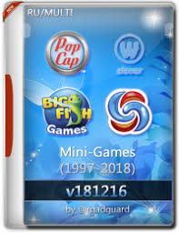 Mini-Games (1997-2018) by @rgadguard (v181216) [Ru/Multi]