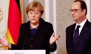المانيا وفرنسا تدعوان للوحدة الأوروبية في مواجهة تحديات كبيرة