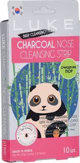 <b>Luke</b> Charcoal Nose Cleansing Strip <b>Полоски</b> угольные от черных ...