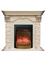 <b>Каминокомплект Real Flame Dublin LUX</b> STD/EUG WT - Купить в ...