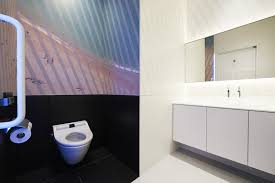 architecture bathroom toilet:  gallery toto best japanese toilet by klein dytham