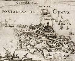 Anglo-Persian capture of Ormuz