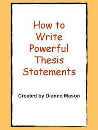 the o    jays and thesis statement on pinterestthis power point presentation will enable students to write strong  effective thesis statements for expository