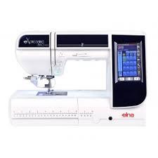 <b>Швейно</b>-<b>вышивальная машина Elna</b> Expressive <b>860</b>. Каталог ...