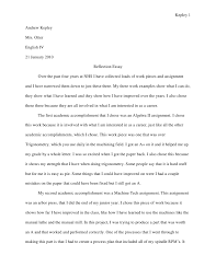 Writing A Reflective Essay   Marmosdewe Get In My Resume Reflective Essay New  Writing A Reflective Essay   Marmosdewe Get In My Resume Reflective Essay New