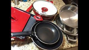Особенности выбора <b>сковородки</b> с антипригарным покрытием