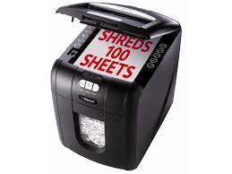 Shredder <b>Rexel Auto+ 200X</b> (FS) - Ziggies Educational Supplies