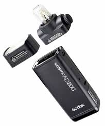 <b>GODOX AD200 TTL</b> POCKET FLASH KIT