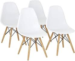 Kitchen & Dining Room Chairs - Set of 4 / Chairs ... - Amazon.com