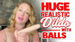 <b>Huge</b> Suction Cup <b>Realistic Dildo with</b> Balls | Emperor Ballsy ...