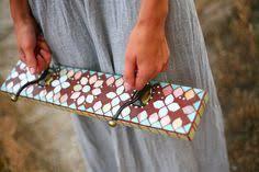Mosaic Coat Rack: лучшие изображения (7) | Мозаика ...