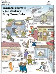 richard scarry s busy town in the st century boing boing richard scarry s busy town in the 21st century