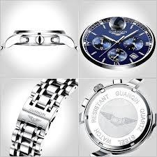 2016 New Luxury Watch Brand <b>GUANQIN</b> Quartz Watch <b>Men Steel</b> ...