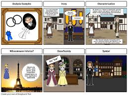 pride and prejudice analysis storyboard by vdawnie choose how to print this storyboard