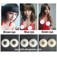 sex doll's eye